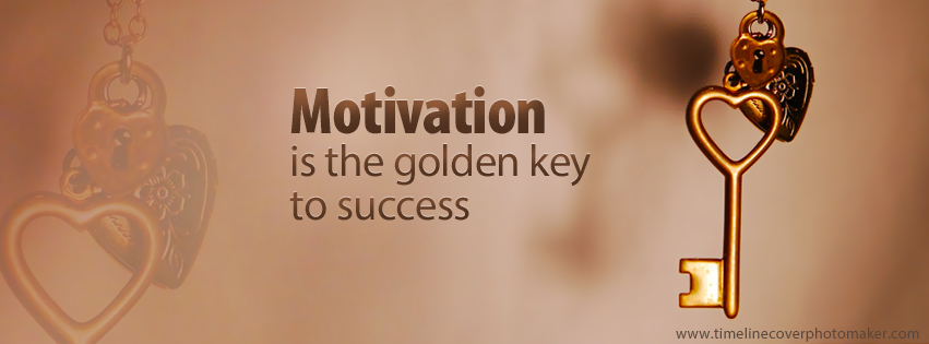 self motivation is the key to success