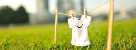 Cute Smiley T-shirt Facebook Cover Photo