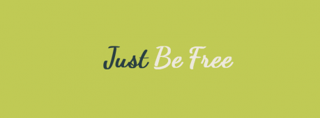 Just Be Free Facebook Cover Photo