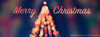 Merry Christmas Facebook Cover photo